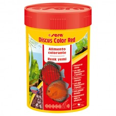 Sera Discus Color Red 100ml (48gr)
