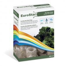 EuroStar Bio Filter Ring Beyaz 500 Ml