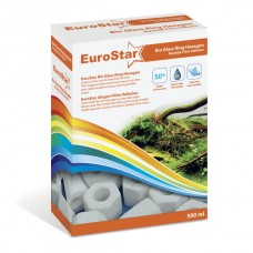 EuroStar Bio Filter Ring Hexagon 500 Ml