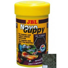 JBL NOVOGUPPY 250ML-50 g. PUL YEM