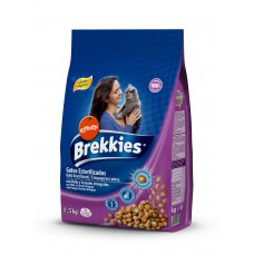 BREKKİES EXCEL CAT STERILIZED 1.5 KG