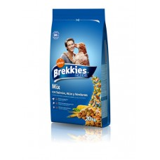 BREKKİES EXCEL DOG MİX FİSH  20 KG