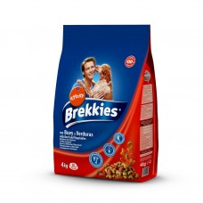 BREKKİES EXCEL DOG MIX BEEF 4 KG