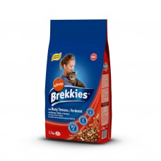 BREKKİES EXCEL CAT MIX BEEF 1.5 KG