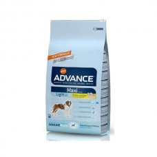 Advance Maxi Light Köpek Maması 15 Kg