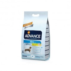 Advance Mini Light Köpek Maması 3 Kg