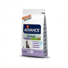 Advance Sterilized Hairball Kedi Maması 1,5 Kg