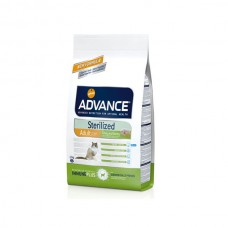 Advance Sterilized Hindili Kedi Maması 1,5 Kg