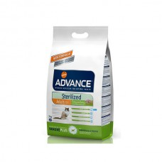 Advance Sterilized Hindili Kedi Maması 3 Kg