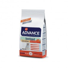 Advance Sterilized Somonlu Kedi Maması 3 Kg