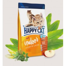 Happy Cat İndoor Atlantik Lachs Somonlu Kedi Maması 4 Kg